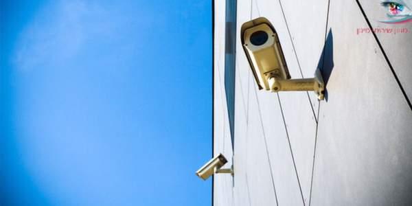 אספקה והתקנה של מצלמות אבטחה